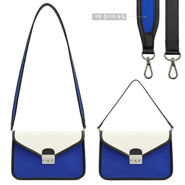 【韓國直送】側背包正韓Unita康可以雙肩帶包肩背包手提包側背包NO.un0417
