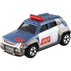 【Fun心玩】TW89892 麗嬰 正版 日本 TAKARA TOMY 緊急救援隊 DH 紅色搜查者 聖誕 生日 禮物