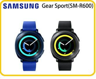 SamsungGearSportSM-R600智慧運動手環腕錶黑藍兩款防水耐用軍方認證