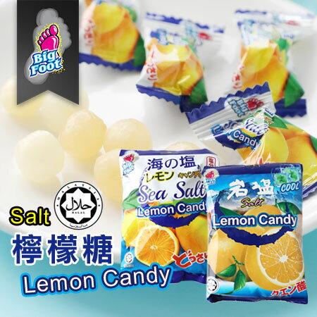 馬來西亞 Bigfoot 檸檬糖 糖果 硬糖 薄荷岩鹽檸檬糖 海鹽檸檬糖 馬來西亞糖果 團購【N600369】