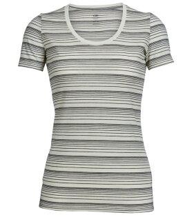 【Icebreaker紐西蘭】TECHLITE輕量透氣舒適美麗諾羊毛排汗衣女款/短袖T恤/IB103746