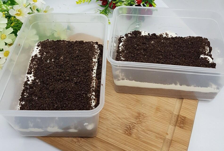 下午茶首選  OREO巧克力蛋糕寶盒    輕鬆吃
