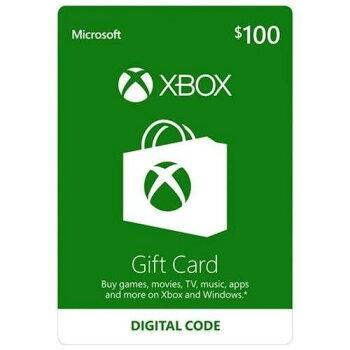 $100 Microsoft US Xbox Gift Card