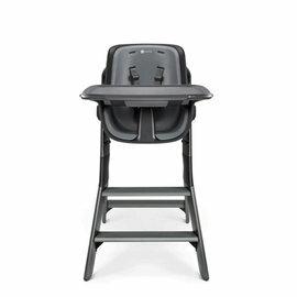 【淘氣寶寶】美國【4moms】三合一魔力磁高腳餐椅 2.1(石墨黑)【百貨專櫃正品●品質有保證】