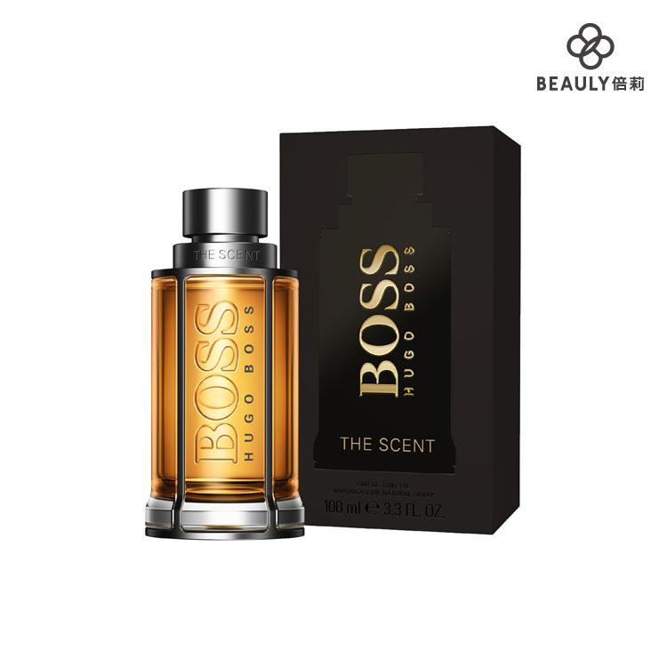 HUGO BOSS The Scent 紳士男性淡香水 50ml / 100ml《BEAULY倍莉》