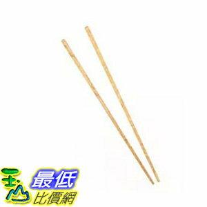 [106 美國直購] Epicurean 015-01001 美國製 廚房料理用筷子 Reusable Chopsticks, 9.25-Inch, Natural