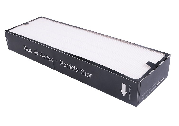 適用【Blueair 體感操控 超靜音SENSE+空氣清淨機】加強Smokestop活性碳HEPA濾網2入組 2
