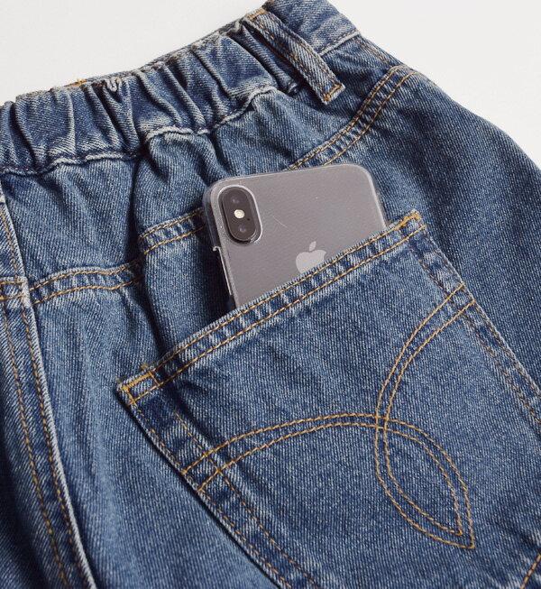 日本e-zakka / 休閒牛仔短褲33617-1900054 / 日本必買 代購 / 日本樂天直送(4900) 7