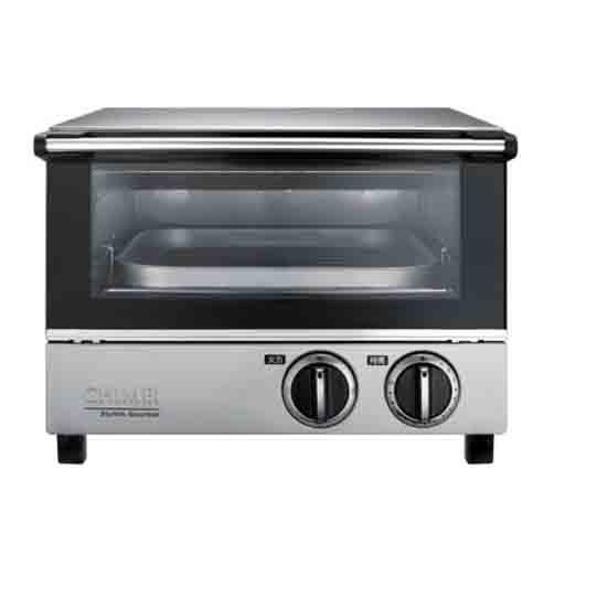 奇美 CHIMEI 12L遠紅外線不鏽鋼烤箱 EV-12S0AK