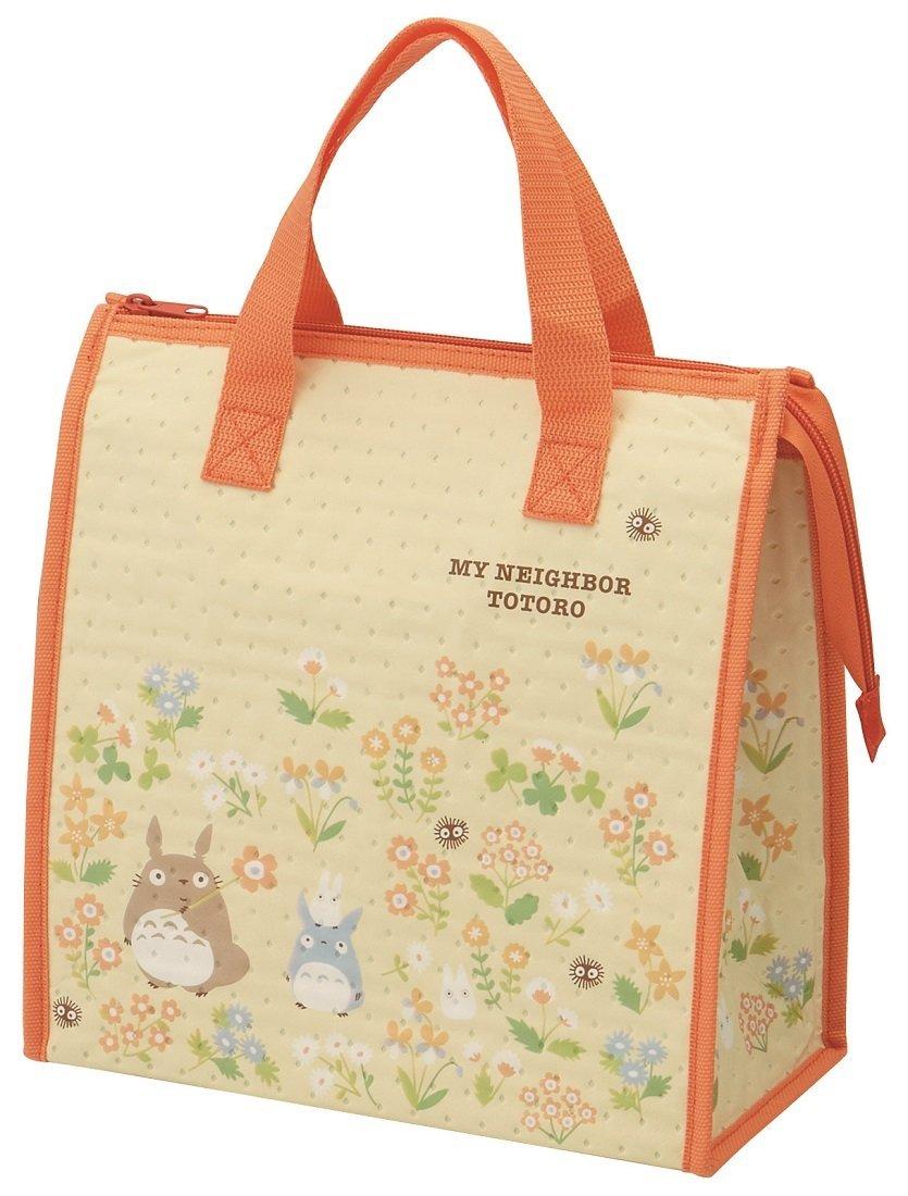X射線【C350351】龍貓Totoro 不織布保冷袋,收納包/文具包/隨身包/手提包/零錢包/便當袋/食物保鮮