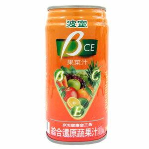 波蜜 BCE果菜汁 350ml