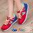 ★399免運★格子舖*【AJ68039】韓國街頭流行 經典熱銷舒適 撞色V字繫帶休閒運動鞋 帆布鞋  3色 0