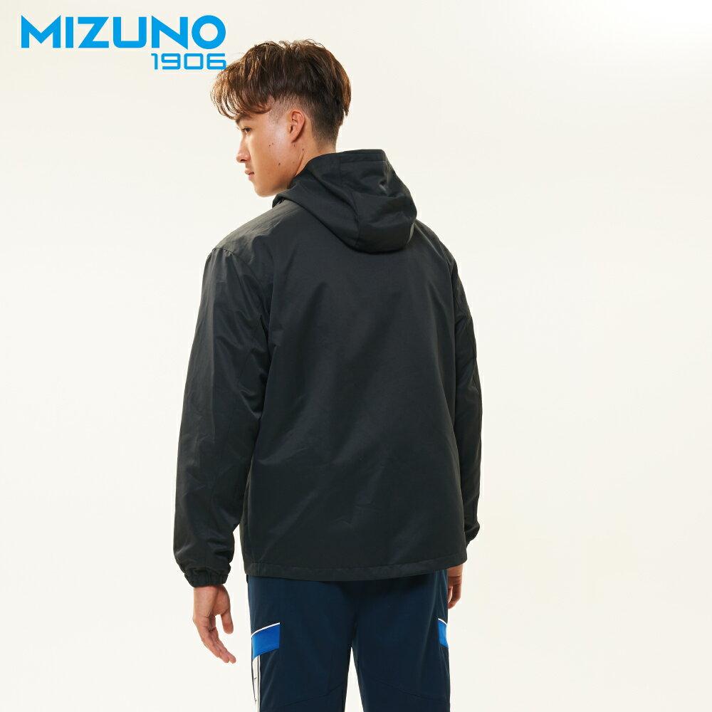 MIZUNO SPORTS STYLE 男款平織防風衣 D2TC957318(灰藍)【美津濃MIZUNO】 4
