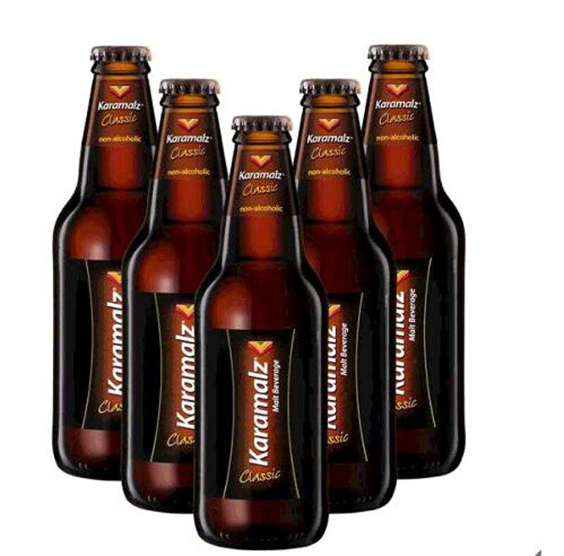 [COSCO代購] C211688 KARAMALZ MALT DRINK 德國大麥汁 330毫升 X 24 瓶入