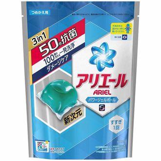 現貨「P&G」超好用!3D立體消臭洗衣球補充包6包(18顆 / 包,共108顆) 1