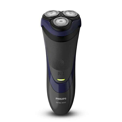飛利浦 Philips 三刀頭水洗電動刮鬍刀 S3120