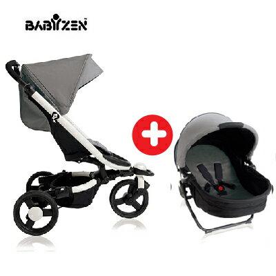 法國【BABYZEN】ZEN 0+ 手推車 (含睡箱) 4