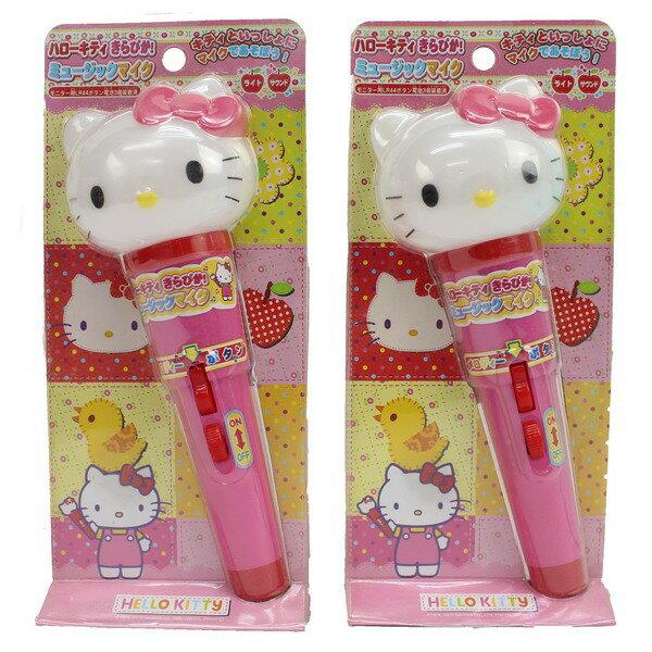 Hello Kitty凱蒂貓麥克風 A337KT造型麥克風玩具/一個入{促199} (內附電池)正版授權~田.東匯