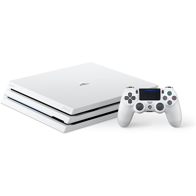 Sony PlayStation 4 Pro 1TB Destiny 2 Bundle Limited Edition Console White 1