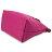 [短柄S號]國外Outlet代購正品 法國巴黎 Longchamp [1621-S號] 短柄 購物袋防水尼龍手提肩背水餃包 玫紅色 2
