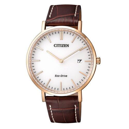 CITIZEN 星辰錶 AU1083-13A Eco-Drive 光動能錶 40mm