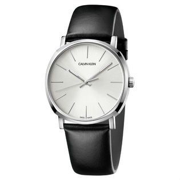 Calvinklein卡文克萊潮流系列(k8Q311C6)魅力簡約風腕錶銀白40mm