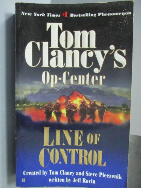 ~書寶 書T3/原文小說_MRK~Tom Clancy #x27 s Op~Center