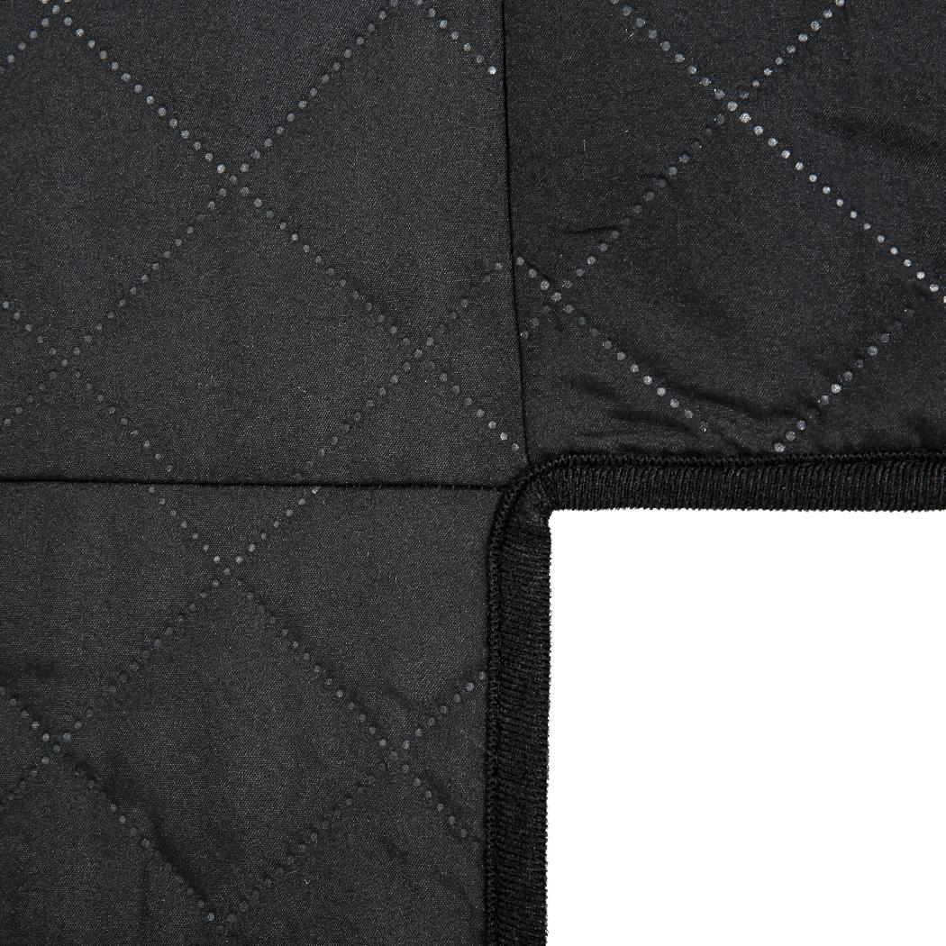 Quilted Micro Fiber Pet Dog Loveseat Chair Sofa Cover 3