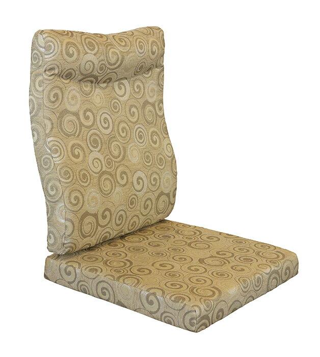 【尚品傢俱】915-02 吉捷L型布坐墊/椅墊/合式坐墊/木椅座墊