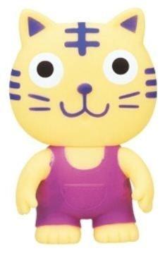『121婦嬰用品館』樂雅 軟膠玩具 - 小虎 0