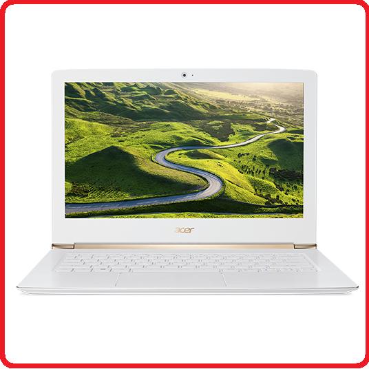 【2016.12 新品上市】ACER Aspire S13 S5-371-53NX 白 13.3吋FHD霧面筆電 i5-6200U/8G/SSD 256G/W10/FHD