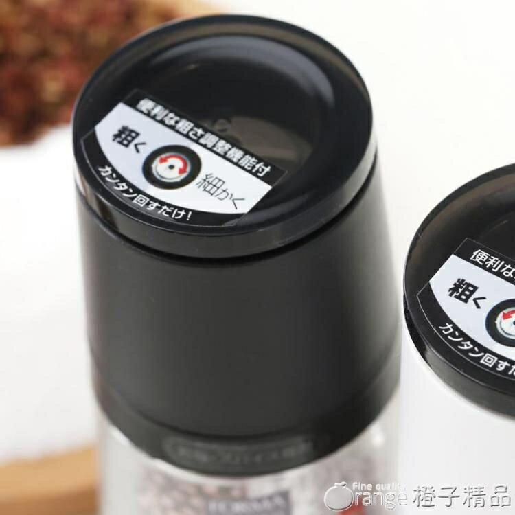 日本ASVEL 花胡椒研磨器 手動芝麻研磨瓶廚房粗鹽黑胡椒研磨器