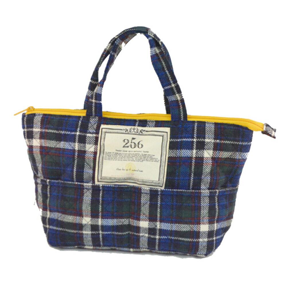【DESTINO STYLE】256經典格紋保溫午餐袋 1