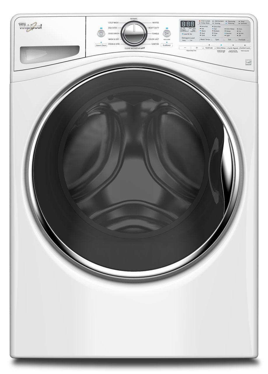 【Whirlpool 惠而浦】 15公斤滾筒洗衣機 WFW92HEFW /消毒殺菌行程/馬達5年保固 ◆2016全新上市