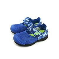 New Balance 美國慢跑鞋/跑步鞋推薦New Balance  休閒運動鞋 魔鬼氈 藍色 小童 童鞋 KA208BUI-W no434