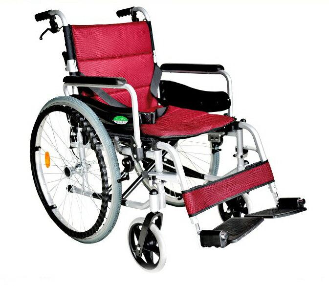 來而康 頤辰 機械式輪椅 YC-925.2 大輪 輪椅B款附加功能A款補助 贈 輪椅置物袋