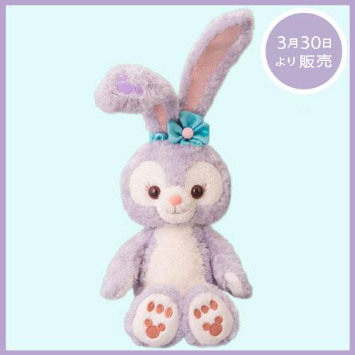 【真愛日本】17040500001 經典站姿絨毛娃S-史黛拉兔 達菲 雪莉玫 日本 東京 海洋迪士尼 預購
