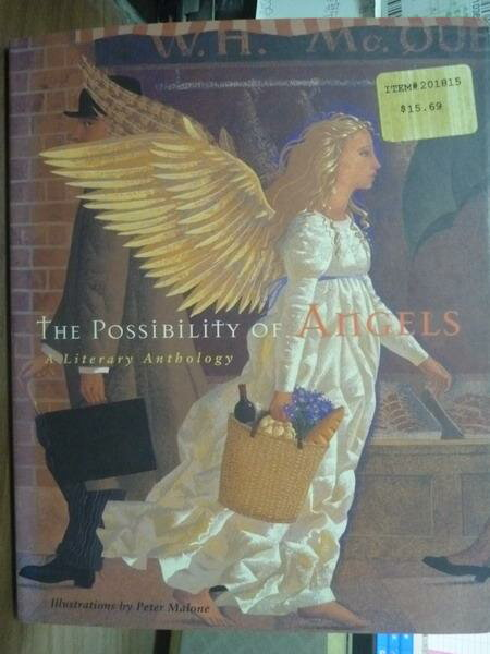 ~書寶 書T3/原文書_PKY~The Possibility of Angels_Mal