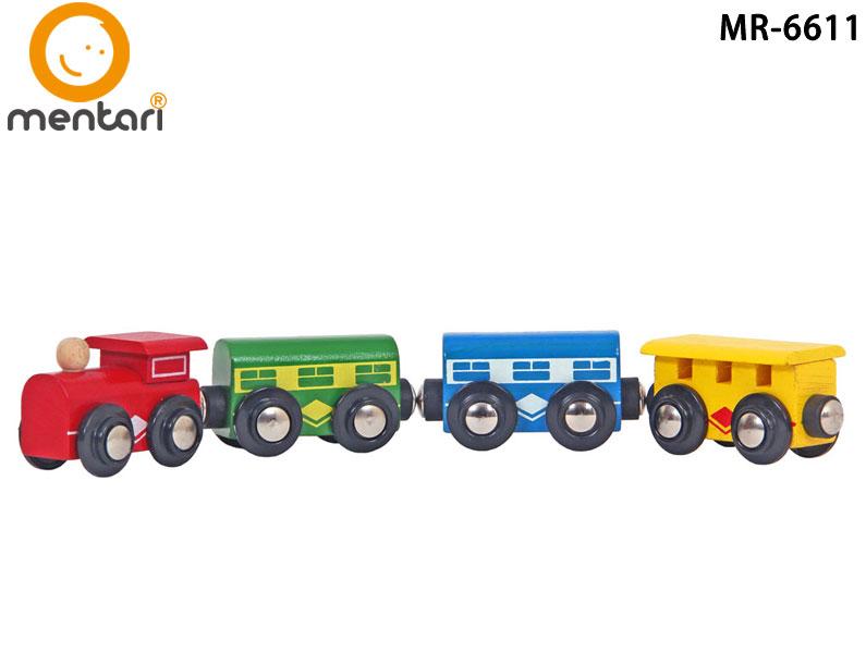 串接磁力小火車 | Mentari 火車系列