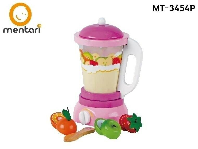 木製玩具 家家酒 廚房組 / Mentari 甜蜜活力果汁機