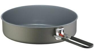 MSR 不沾鋁合金煎盤/煎鍋/露營平底鍋 Ceramic Flex 陶瓷不沾鋁合金煎盤 九吋09582