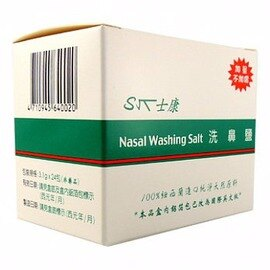 士康洗鼻鹽 24包/盒★愛康介護★