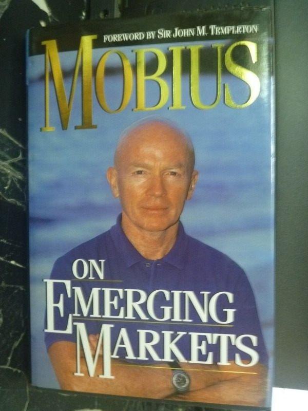 【書寶二手書T9/財經企管_ZBK】Mobius on Emerging Markets2/e