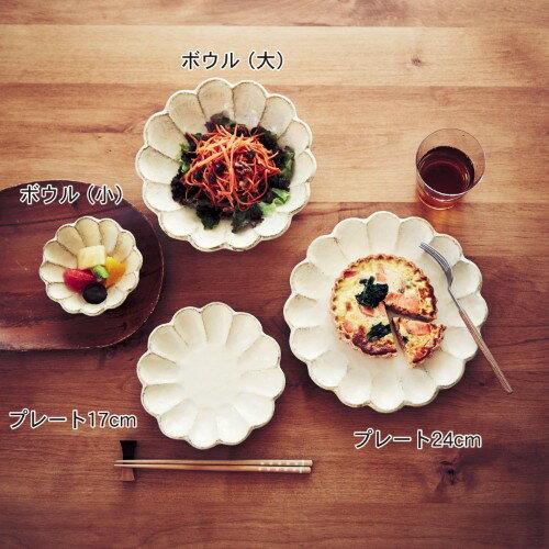 |現貨|日本空運rokuro六魯粉引花瓣盤日本製ろくろ日本代購熱門商品現貨