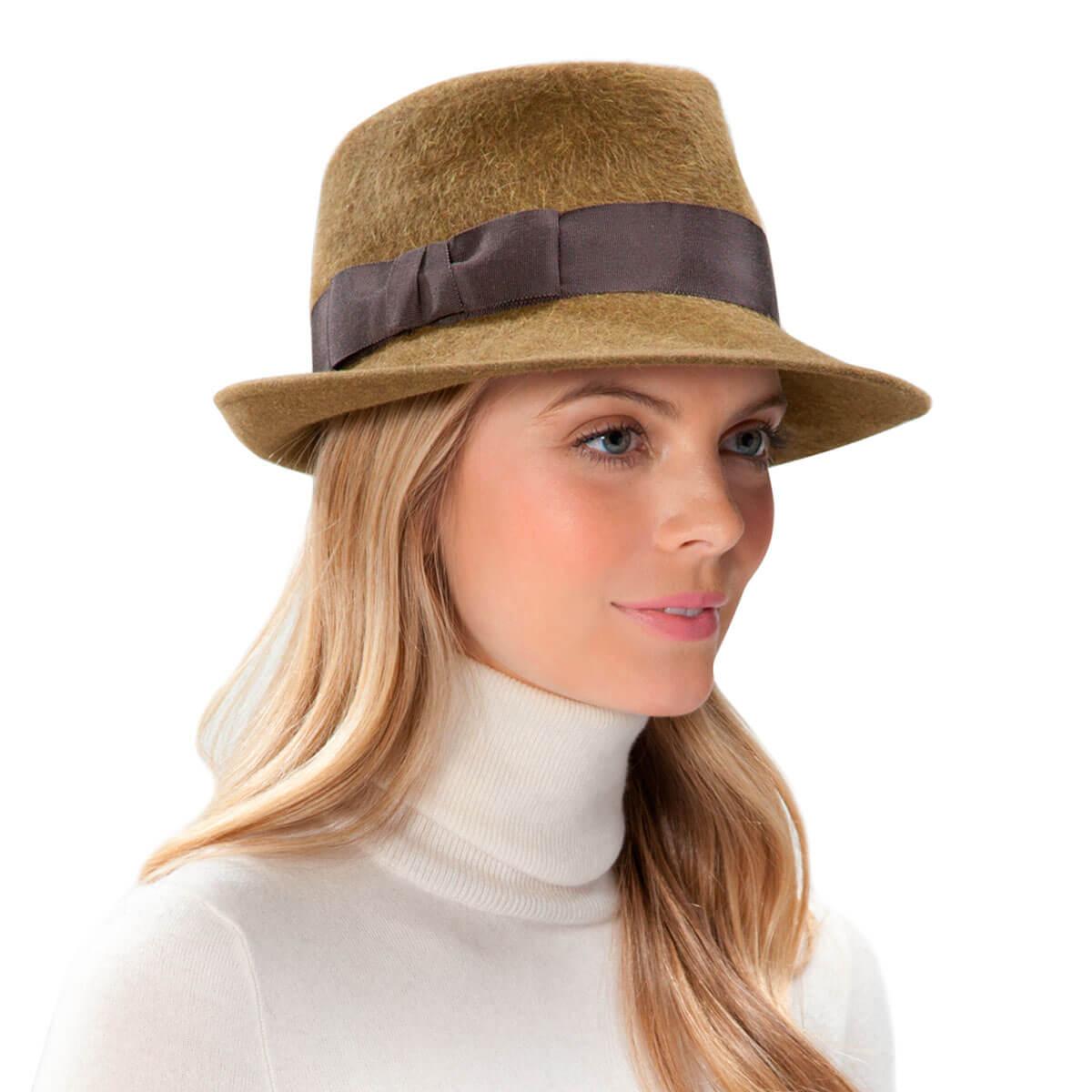 Wool Classic Eric Javits Luxury Fashion Designer Womens Headwear Hat