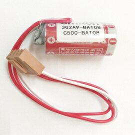 3G2A9-BAT08 C500-BAT08 帶4P棕色插頭 3.6V OMRON PLC鋰電池(含稅)【佑齊企業 iCmore】