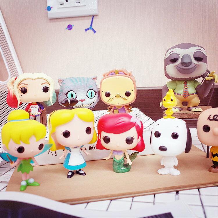 PGS7 迪士尼系列商品 - POP精緻公仔 - 迪士尼 系列 愛麗兒 愛麗絲 葛士華 盧米亞【STX61205】