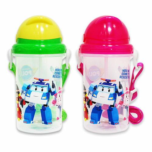 德芳保健藥妝:POLI滑蓋水壺420ml【德芳保健藥妝】(顏色隨機出貨)