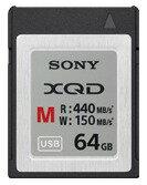 SONY 64GB XQD R440M s QD~M64 相機 高速記憶卡 ^( 貨五年