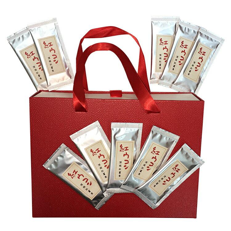 《4G紅薑黃粉行動包 100包裝 精緻禮盒》 0